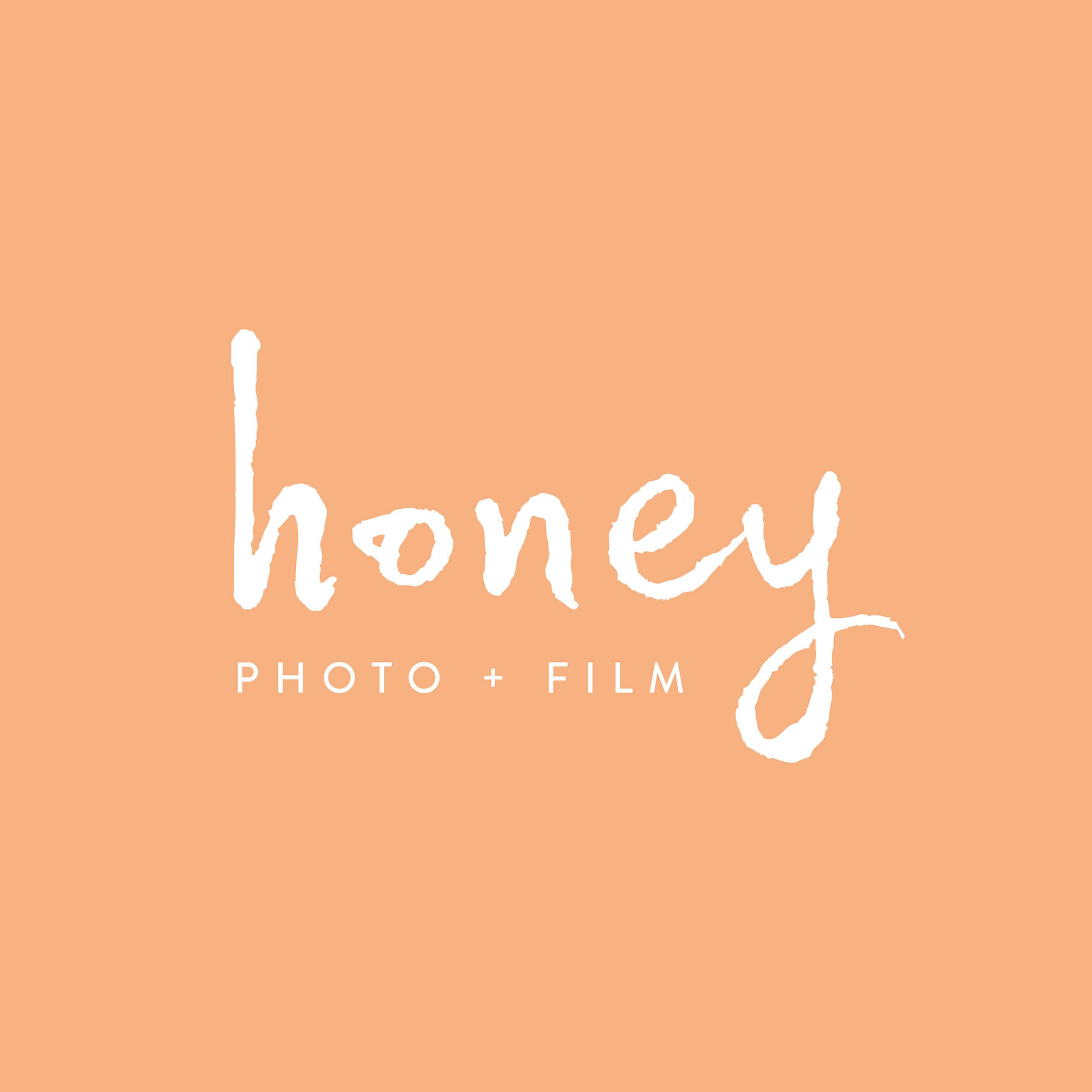 Honey Atkinson Photo + Film, Branding and Web Design