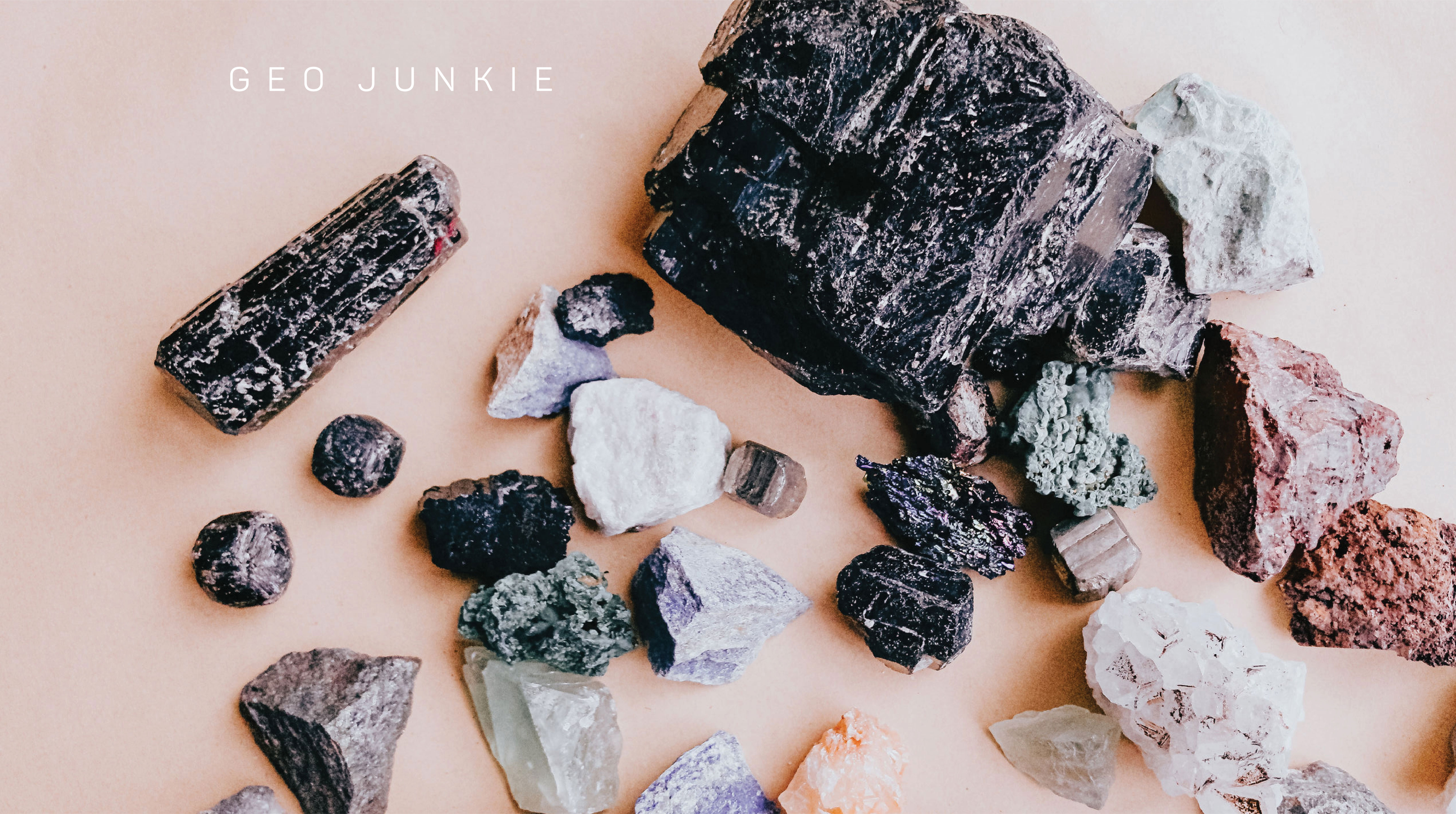 Geo Junkie Branding