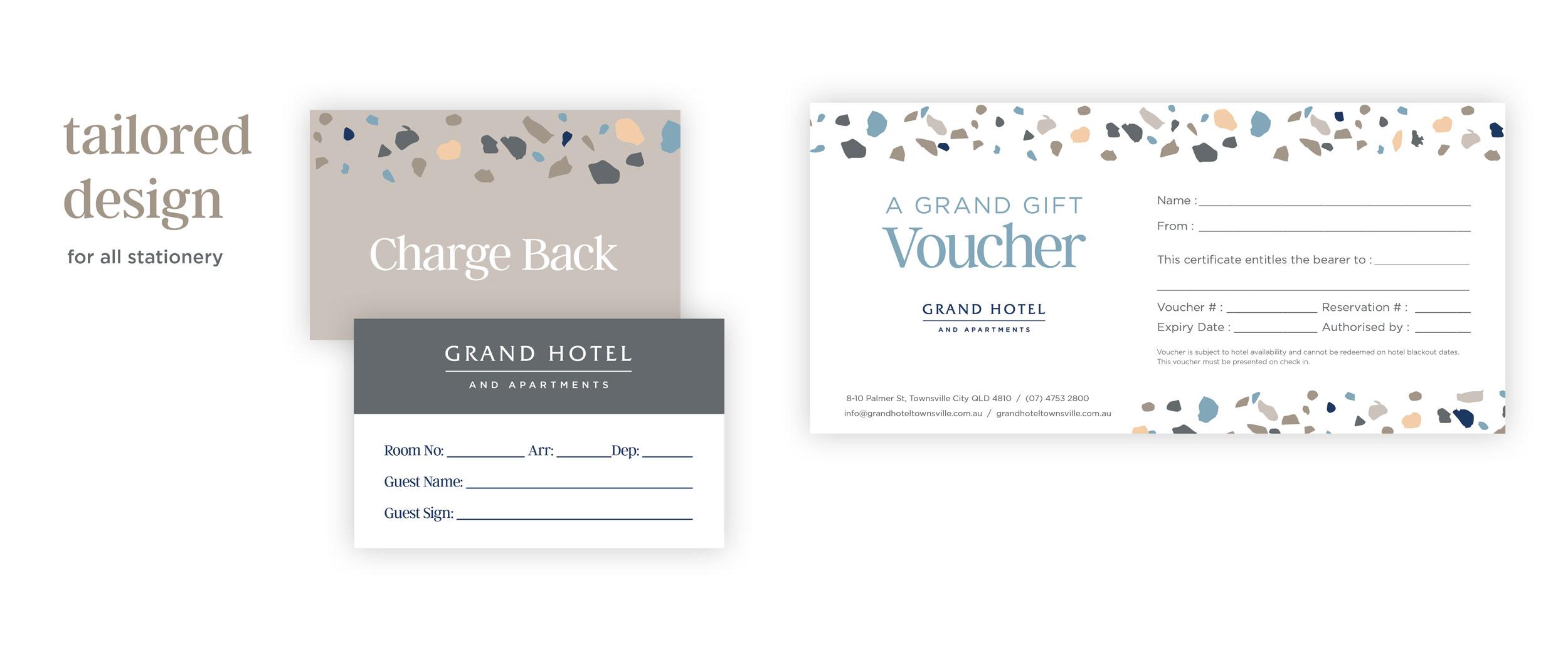 Verve Design Portfolio Grand Hotel