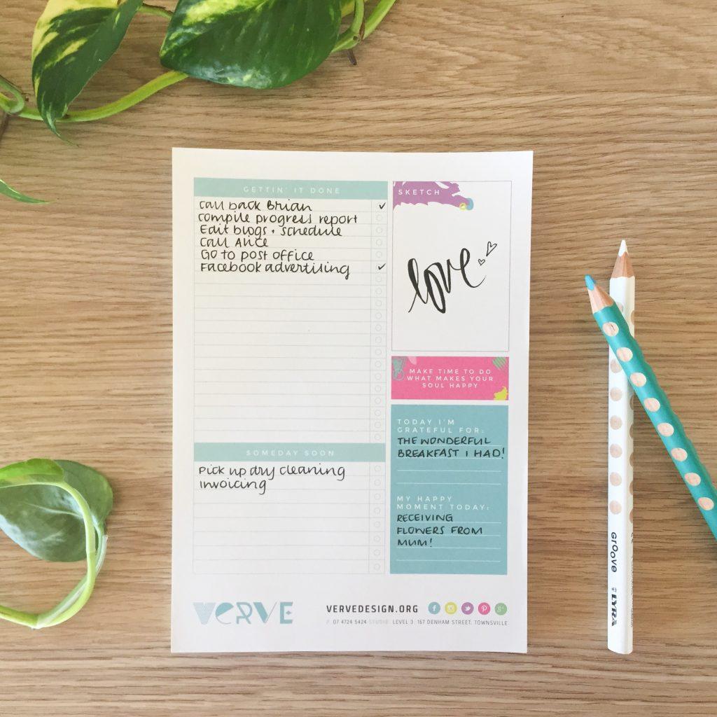 Verve Notepad