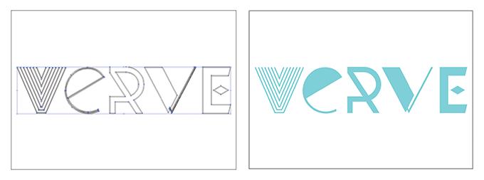 Verve logo as an eps file