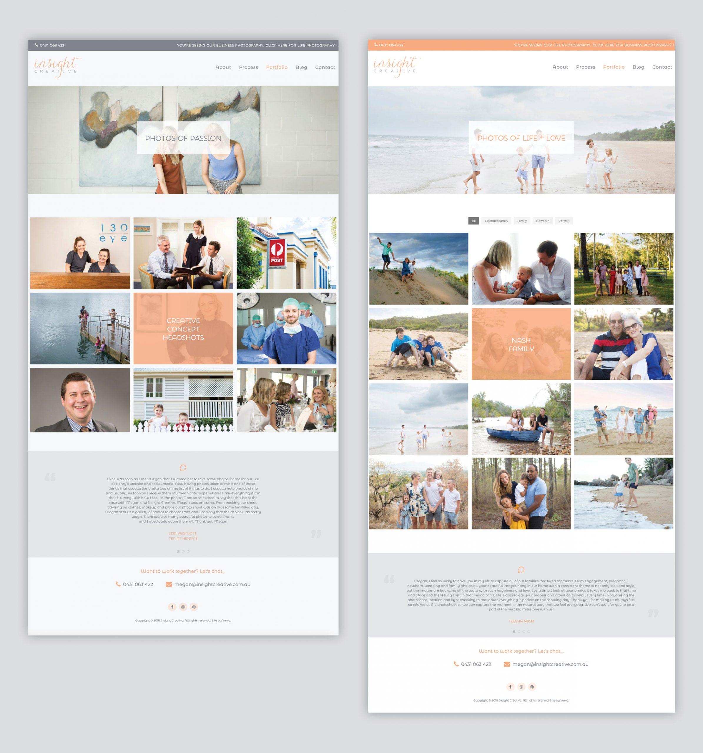 Insight Creative Branding and Web Design