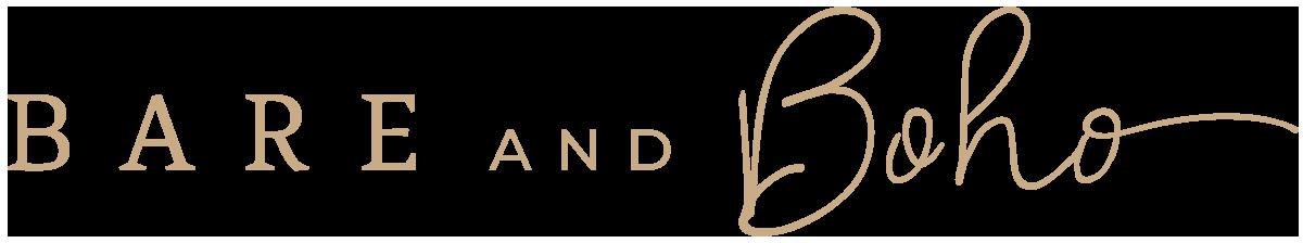 Bare and Boho Logo