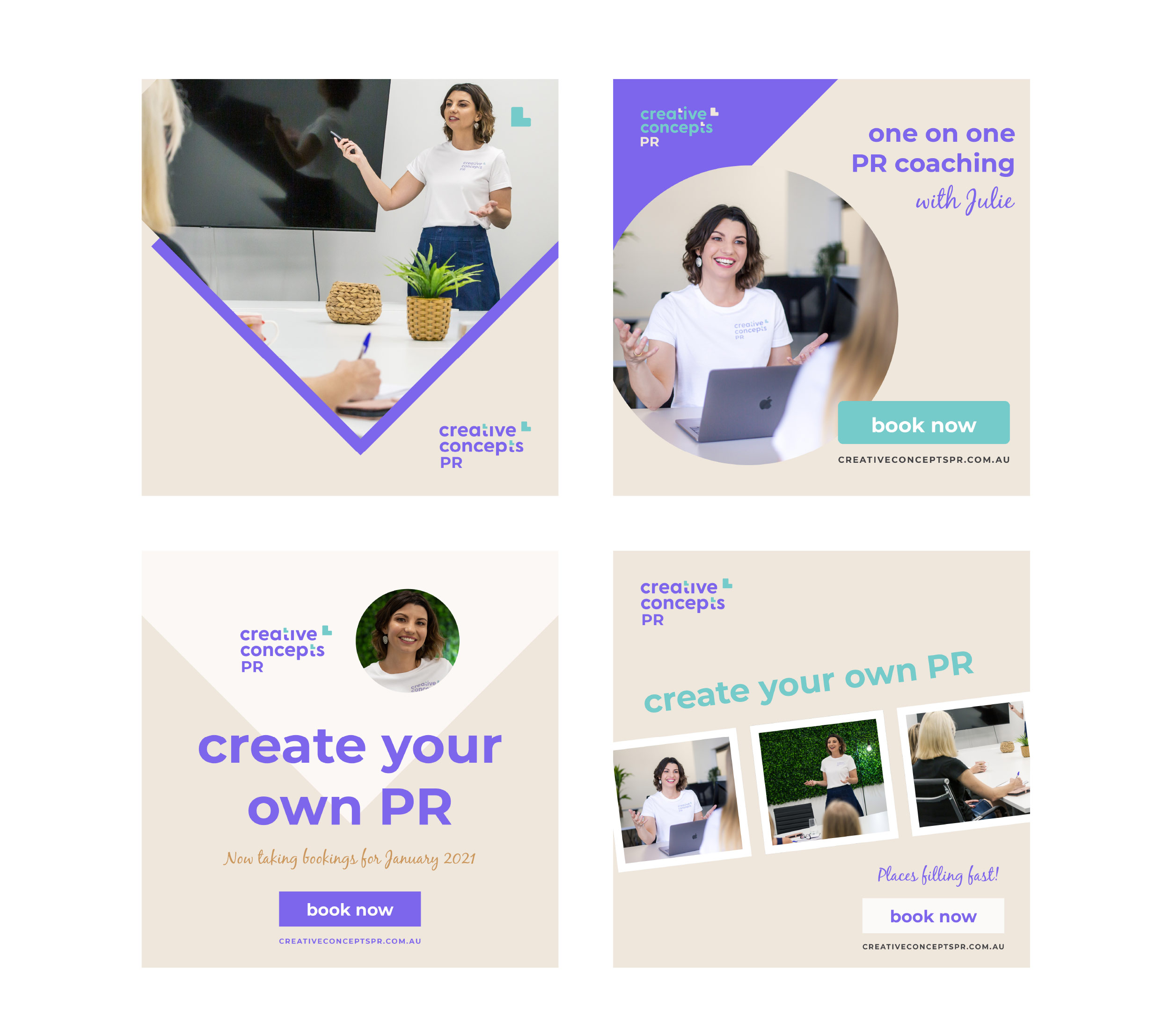 Creative Concepts Brand Package Social