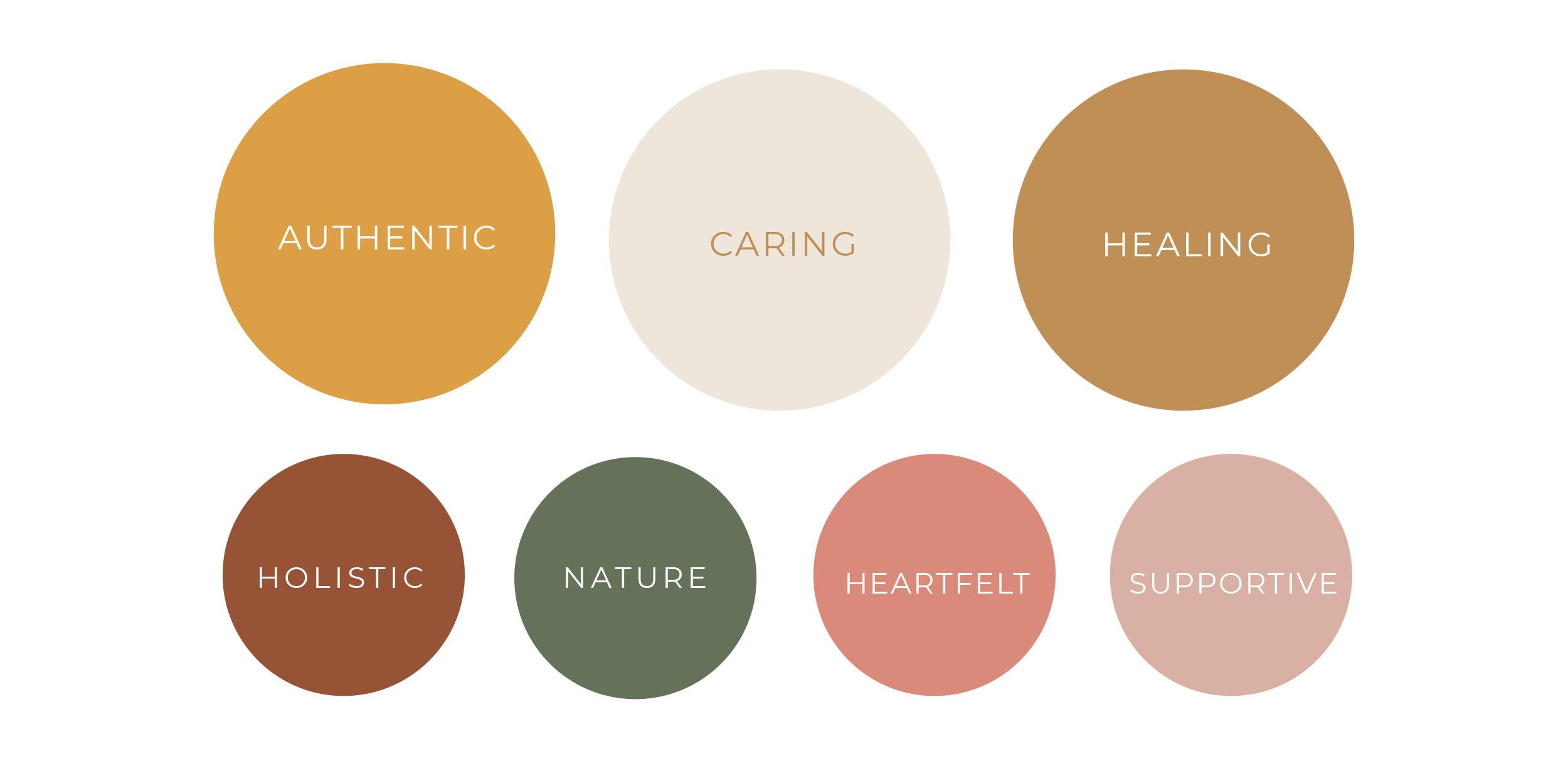 Your Unique Matter Colour Palette